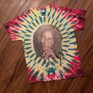 Vintage Bob Marley Tee Shirt